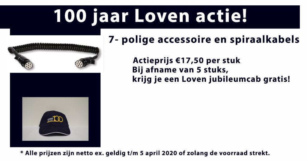 Loven actie april 2020