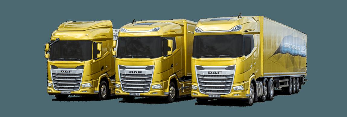 DAF New Generation range Loven Trucks